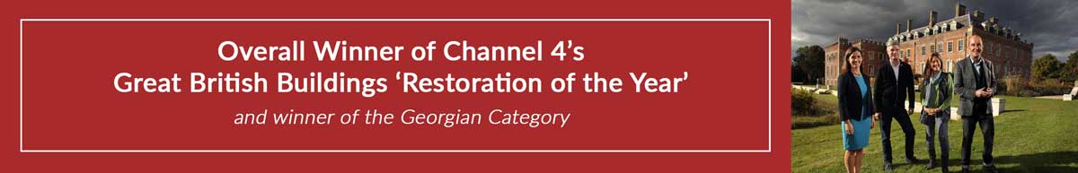 Winner of Channel 4's Restoration of the Year