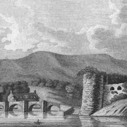 The History Of Cardigan Castle.