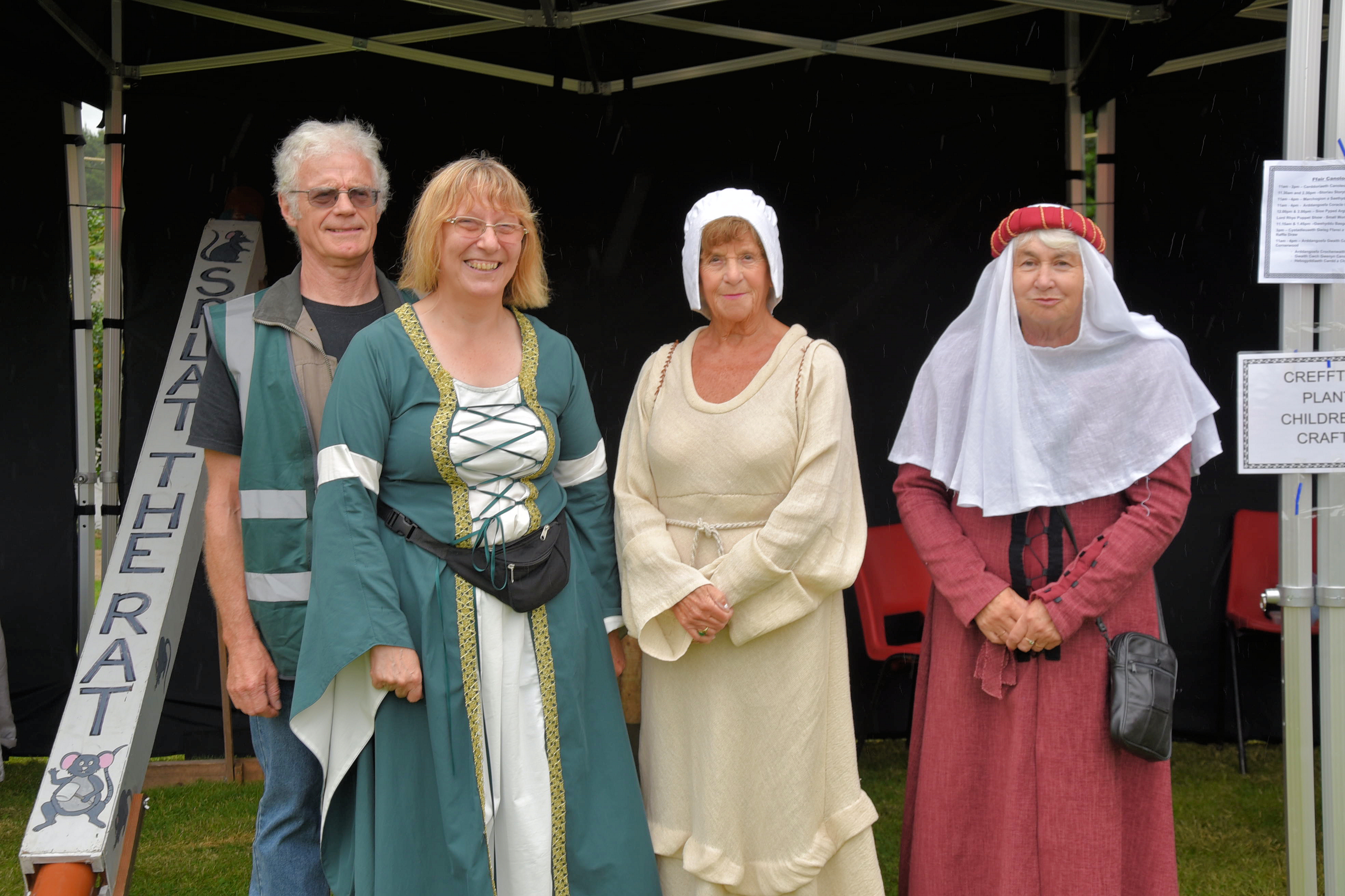 A Medieval Day at Cardigan Castle - 13
