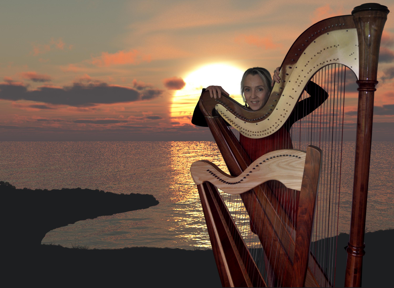Sarah Jane, Harpist.