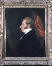 David Davies Painting at Cardigan Castle.
