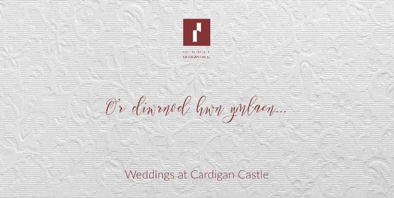 Cardigan Castle Wedding Brochure